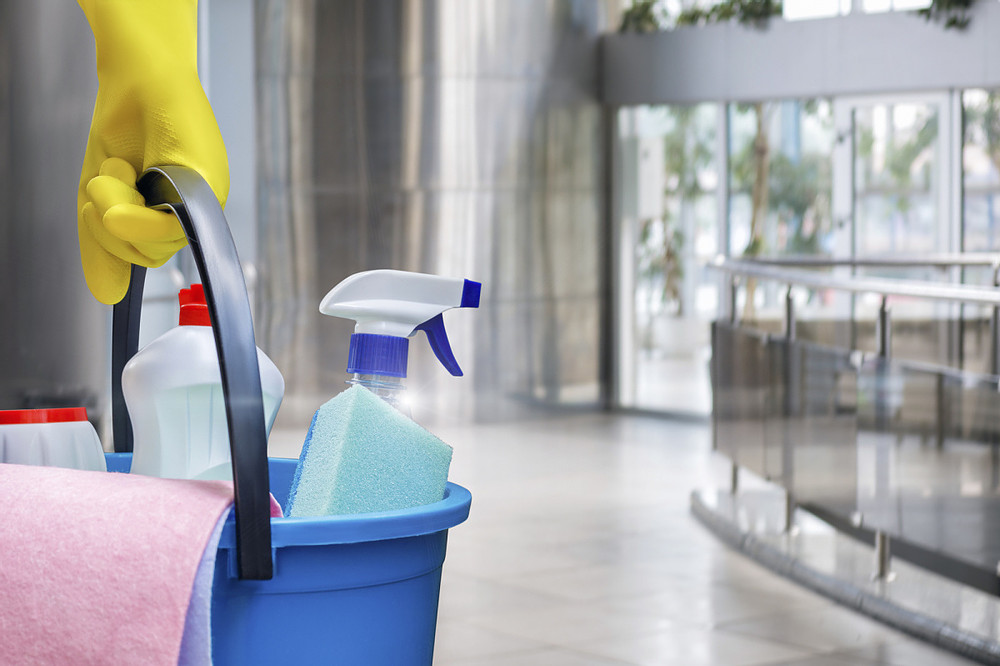 commercial cleaning services in Sacramento CA